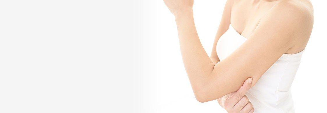 Séance de cryolipolyse pour les bras à La Rochelle | Skin Clinic