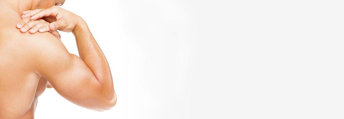 Séance de Cryolipolyse pour les bras à La Rochelle - Homme | Skin Clinic