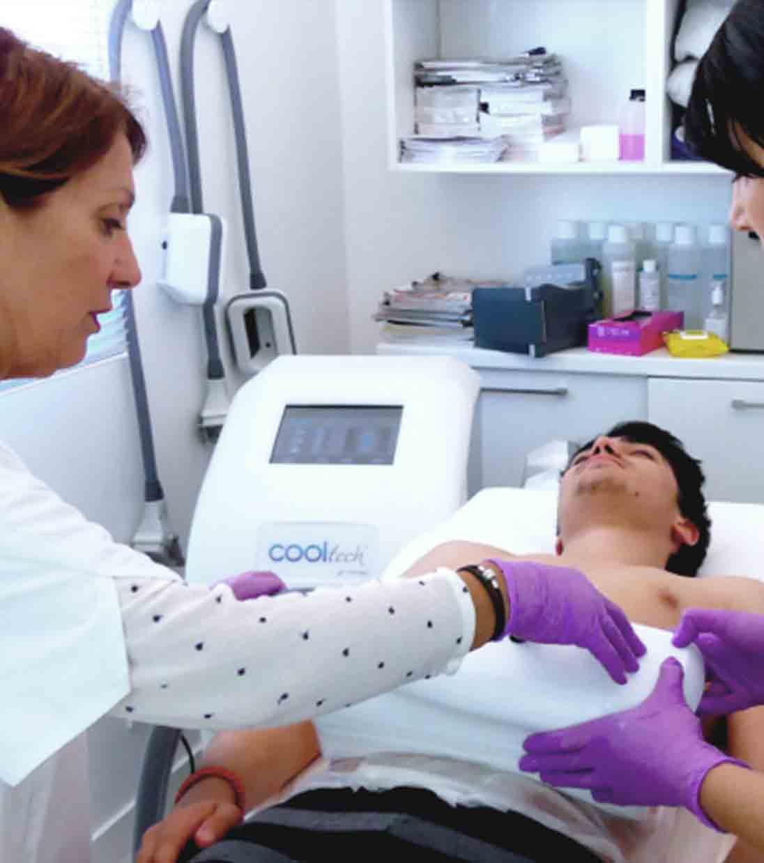 Déroulement d'une séance de cryolipolyse à La Rochelle | Skin Clinic