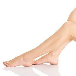 Epilation définitive des demi-jambes à La Rochelle | Skin Clinic
