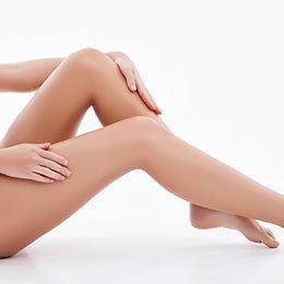 Epilation définitive des jambes entières à La Rochelle | Skin Clinic