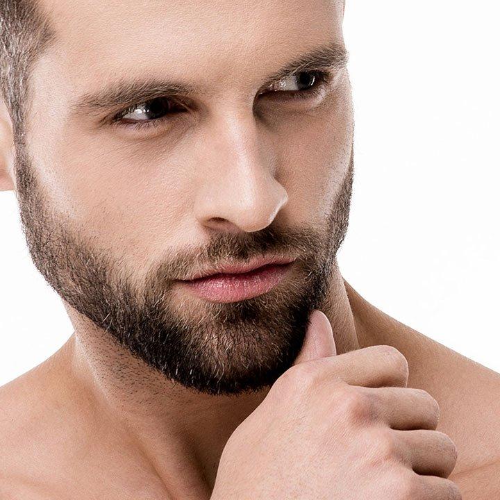 Epilation définitive de la barbe à La Rochelle - Homme | Skin Clinic
