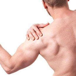 Epilation définitive des épaules à La Rochelle - Homme | Skin Clinic