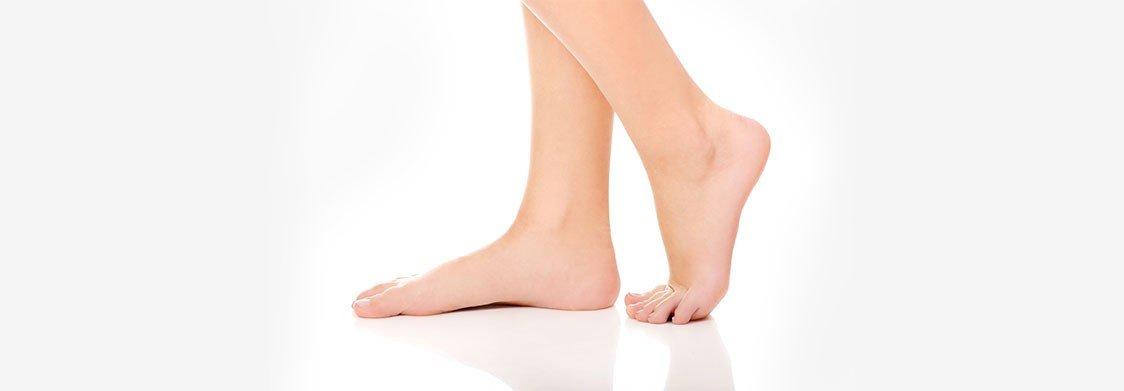 Epilation laser du pied à La Rochelle | Skin Clinic