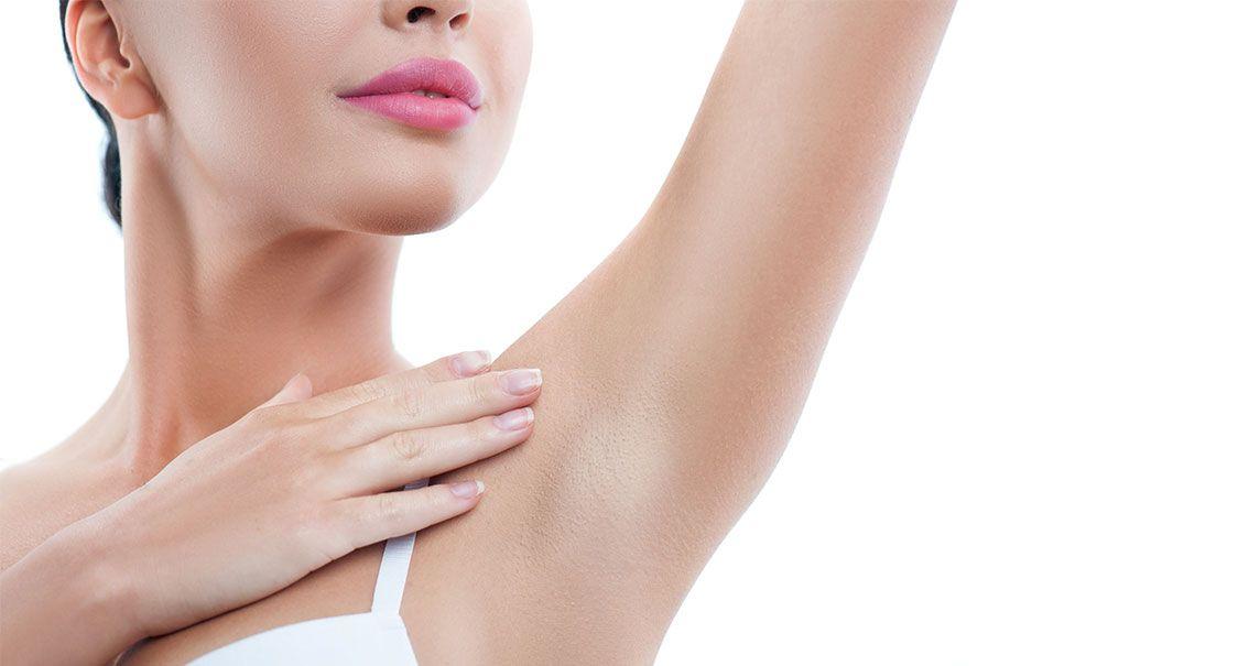 Traitement hyperhidrose par injection de botox à La Rochelle avec Skin Clinic